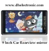 Rearview mirror monitor for car DH-9068