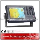 GPS CHART PLOTTER SD C-MAP marine