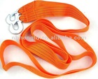 tow rope for car use / car drawing tow rope