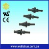 Rubber Mounts Dampening Case Fan Replace Screw anti-vibration