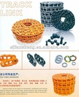 China excavator track roller assembly with factory price