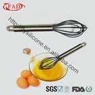 Discount mini egg whisk/egg beater with stainlss steel handle
