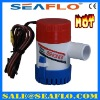 500GPH Sea Water Pump for Marine/Aquarium
