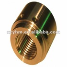 mechanical brass cnc turning parts