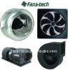 twin centrifugal bus fan FC097