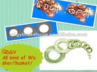 Carbon steel zinc plated washer
