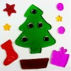 Christmas Gel Sticker Window Sticker