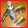 Worm gear wheel