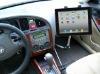 car vehicle mount for ipad, ipad2, tablet PCs