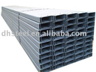 C profile structural steel