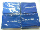 cheap solid color promotional microfiber sport towel with print er logo factory price