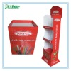 Attractive boutique product display stands
