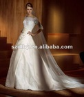 Sell 2013 New Arrival: embroidered lace wedding dress SY-464