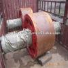 Thrust roller for rotary kiln