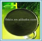 Organic Chlorella Powder as Health Food