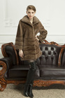 2013 european fashion winter coats,pais mink raglan coats 12150-008