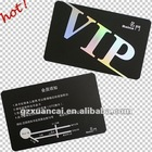 pvc laser card