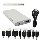 Portable Power Bank charge for ipod,iphone,3G,PSP battery charger