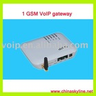 1 channel GSM VoIP gateway