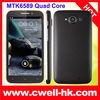 Dual Core Android 4.0 MiniPad I9977 6 inch screen smartphone