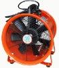 European plug Portable ventilating vent blower