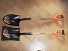 wooden handle shovels