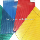 uv coated polycarbonate anti-fog sheet for green house