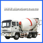3m3 mini cement mixer truck