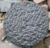 Round stepping stone