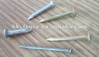 "common iron wire nails 1/2""--12"" Galvanized round head wire nail"