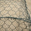 pvc coated welded gabion wire mesh for security
