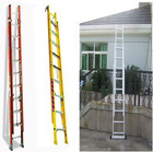 lightweight fiberglass extension ladder, insulated frp ladder