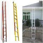 lightweight fiberglass extension ladder, insulated frp ladder