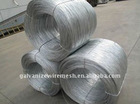 Anping factory supply all kinds of steel wire----Low price electro galvanized tie iron wire for binding