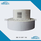 SOFT TAG,EAS SOFT TAG, EAS SOFT LABEL,SECURITY LABEL,ELECTRONIC LABELS
