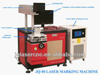 Nd yag laser marking machine from China JQ lase