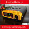 Mini UPS 200W 110V 12V 24V DC Output UPS With Lithium Battery