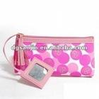 CB110 dot cosmetic bag