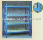 Industrial storage cart with wheels