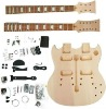 Double neck electric guitar kit