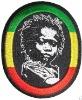 rasta patch, rasta baby patch, bob marley patch, reggae patch