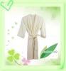 organic bathrobe