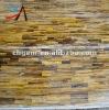 high quality tiger eye mosaic/construction slab