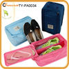 Waterproof nylon shoes bags for traveller