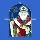 Christian Religion Church Hanging Wall Plaque of Churchman or Priest