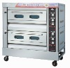 2 deck 4 Pans Gas Oven