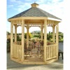 Wooden Outdoor Gazebo, Patio Pavilion, Garden House