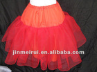 Colorful Wholesale Short Wedding Petticoats