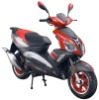 Gas scooter MD125T-25(B) EEC