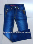 2012 fashion denim child jeans -wholesale cheap jeans